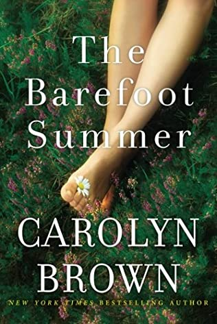 book cover of The Barefoot Summer