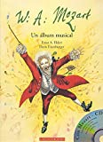 img - for W. A. Mozart + Cd book / textbook / text book