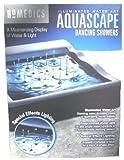 Homedics Aquascape Dancing Showers Illuminated Water Art