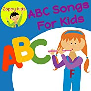 ABC Song for Kids (Childrens Singalong Style)