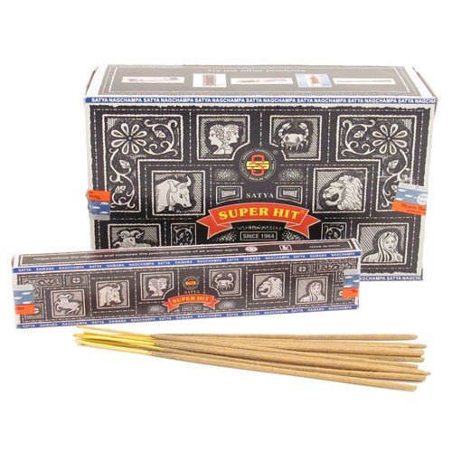 Nag Champa Superhit Incense Sticks (Whole Case)