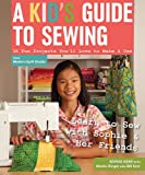 In this book by well-known modern quilters Weeks Ringle and Bill Kerr along with their 11-year-old daughter Sophie Kerr, kids will learn how to navigate a sewing machine, make smart fabric choices, and use basic sewin...