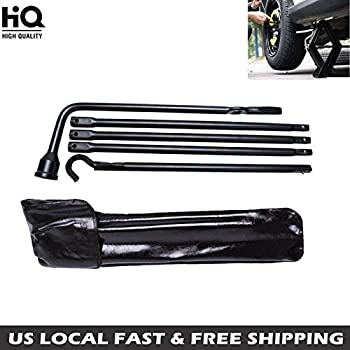 Replacement for Jack 2007-2013 Dodge Ram 3500 Spare Tire Lug Wrench New