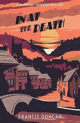 book cover of In at the Death