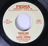Louis Prima 45 RPM Topolino / Che La Luna