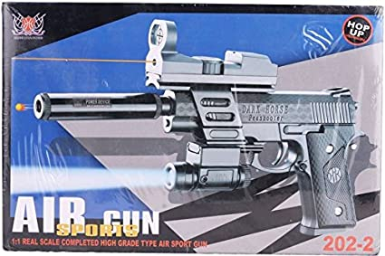 Right Stuff Sports 202-2 Air Mouser Toy Gun with Laser