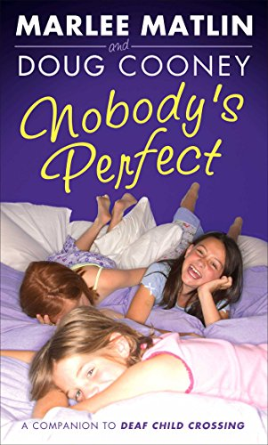 book cover of Nobody\'s Perfect