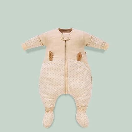 AA-SS-Baby Wrap Saco de Dormir 100% algodón para niñas 2.5 TOG