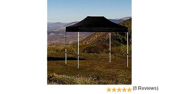 Regalos Miguel - Carpas Plegables 3x2 - Carpa 3x2 Master - Negro - Envío Desde España: Amazon.es: Hogar