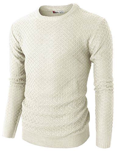 H2H Designed Pullover Sweater Various