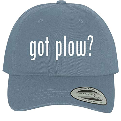 got plow? - Comfortable Dad Hat Baseball Cap, Light Blue