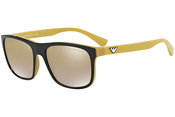 42517c20a72 Image Unavailable. Image not available for. Color  Emporio Armani EA4085  Sunglasses ...