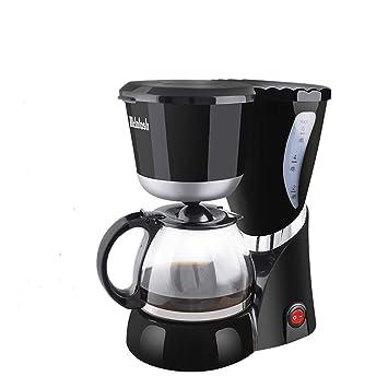 Mwoom Máquina De Café Anti-Seca Cocina Máquina De Té Oficina En Casa Automática Estadounidense Tipo De Goteo: Amazon.es: Hogar