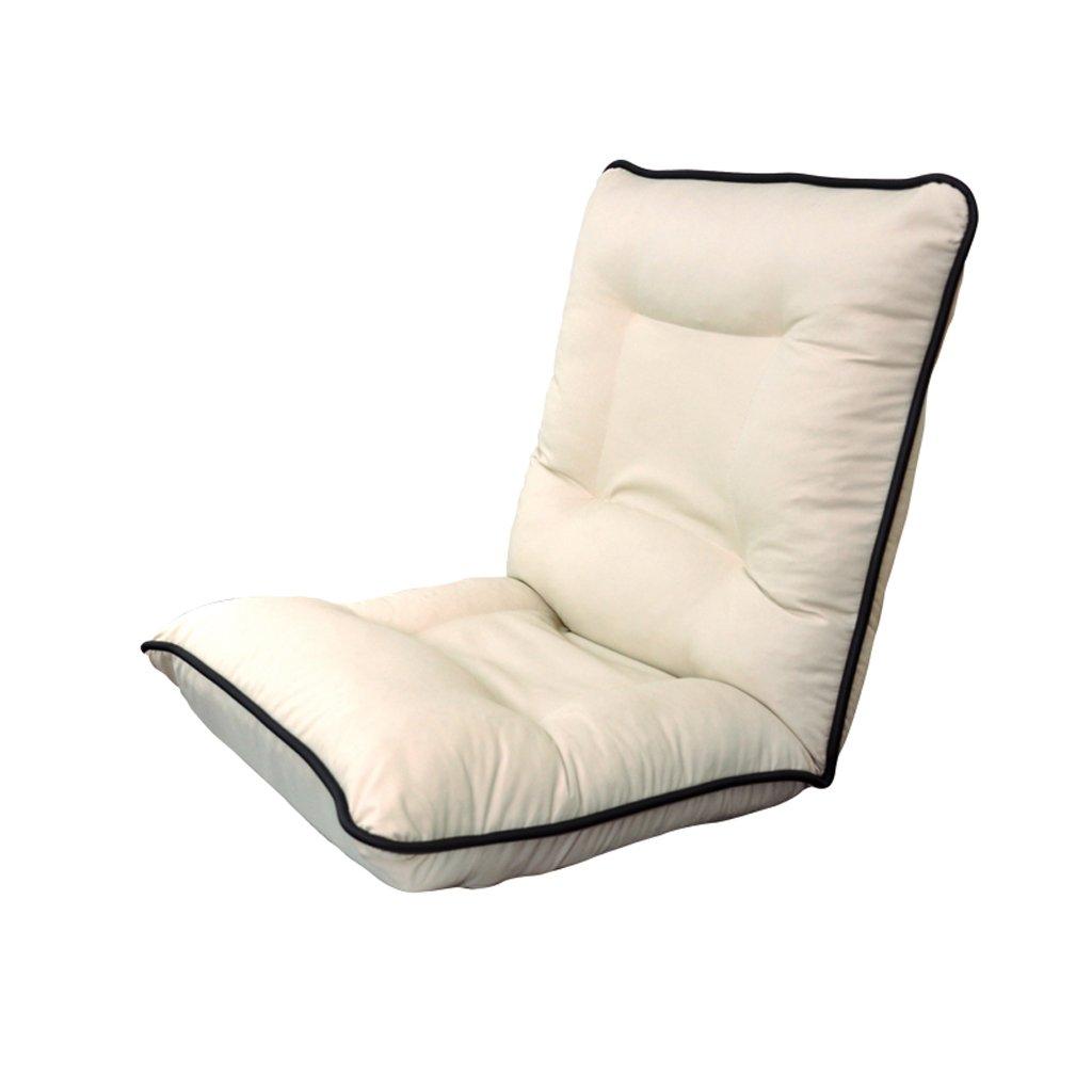 GHM Campingstuhl 14 Dateien Einstellbare Boden Stuhl Faltbare Erker Fenster Stuhl Einziges Sofa Sandy Beach Freizeit Recliners