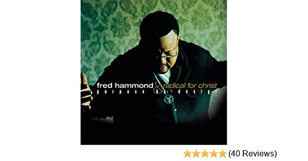 fred hammond you are the living word mp3 download
