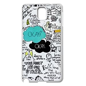 OKAY pattern design For Samsung Galaxy Note 3 N9000 Phone Case