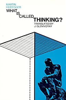 Amazon discourse on thinking torchbooks tb 1459 harper what is called thinking harper perennial modern thought fandeluxe Gallery