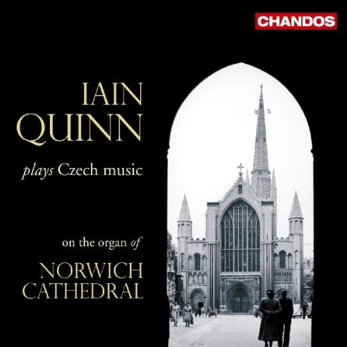 UPC 095115146323, Iain Quinn Plays Czech Music