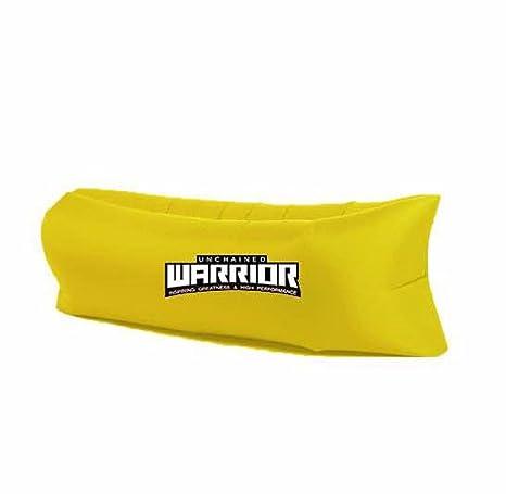 Sofá cama hinchable de aire de Warrior Unchained para dormir ...