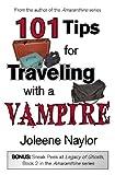 """""""101 Tips for Traveling with a Vampire"""" av Joleene Naylor"""