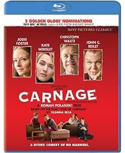 Carnage (Bilingual) [Blu-ray]