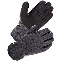 Skydeere Warm Deerskin Suede Leather Winter Glove