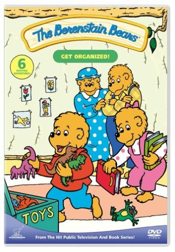 the-berenstain-bears-get-organized
