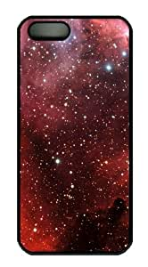 iPhone 5S Case and Cover -Millions Of Stars PC case Cover for iPhone 5 and iPhone 5s ¨CBlack