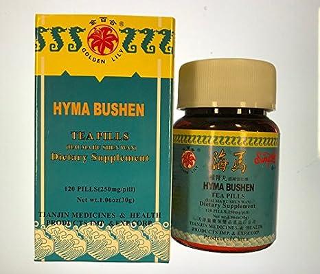 Hyma Bushen Tea Pills