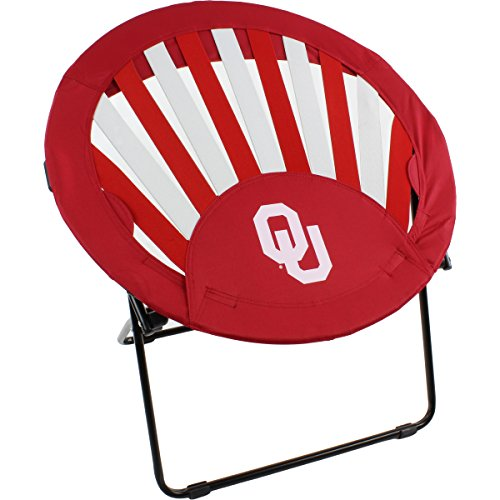 College Covers Oklahoma Sooners NCAA Rising Sun Bungee Chair by College Covers