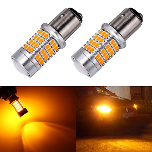 1157 Led Bulb Amber - 4