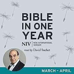 NIV Audio Bible in One Year (Mar-Apr)