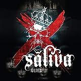 51UcIuLvSCL. SL160  - Saliva - 10 Lives (Album Review)