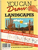 You Can Draw Landscapes, , 1561731110