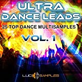 Software : Ultra Dance Leads Vol. 1 - 25 Energy Synth Lead Multi SamplesSXT Patches Download