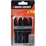 Black & Decker BDA1213 3 Blade assortment pack