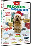 12 Movies For the Season Holiday Movie Collection: Benji's Very Own Christmas Story - A Christmas Carol - The Nutcracker - The 12 Days of Christmas + 8 more!