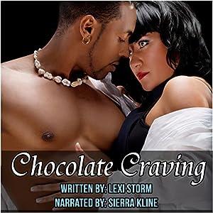Chocolate Cravings (BBW Menage Interracial Fertile Pregnancy Erotica) Audiobook
