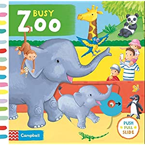 Busy Zoo (Busy Books)