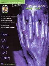 STEVE VAI ALIEN LOVE SECRETS NAKED VAMPS CD/PKG (Guitar Signature Licks) (Paperback)