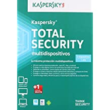 Kaspersky Total Security MD 2015, 3 Usuarios