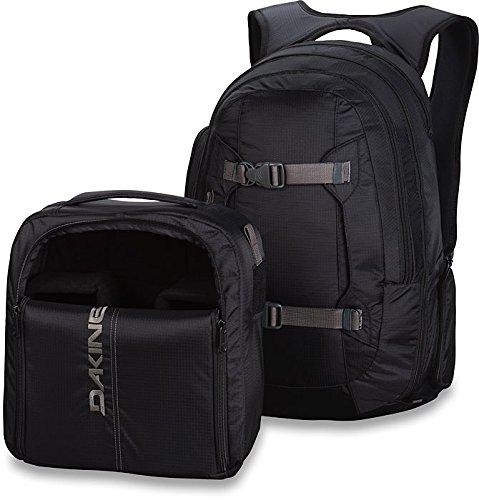 Dakine 8150802 Black Mission Photo Backpack