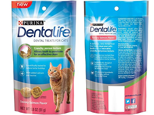 Purina Dentalife For Cats Reviews