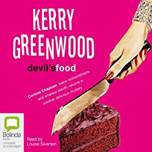 Devil's Food Audiobook