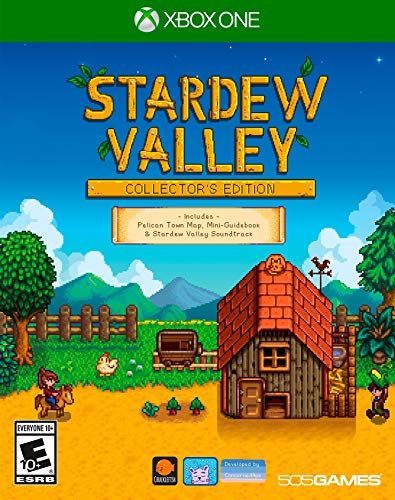 Stardew Valley: Collector's Edition - Xbox One (Xbox Farm 360 Games)