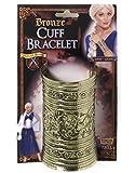 Bronze Cuff Bracelet Costume Jewellery
