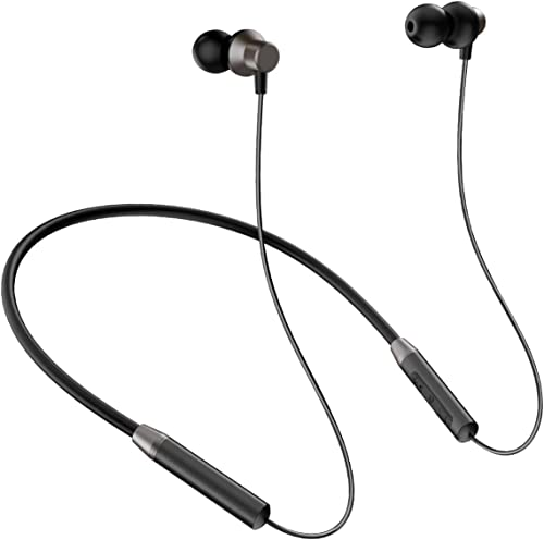 Wireless Headphones,Lesemery Bluetooth Headphones with IP68 Waterproof Protection,Foldable,HiFi Stereo,Noise Cancelling,10 Hours Play Time,Wireless Sport Earphones for Running, Workout, Sports