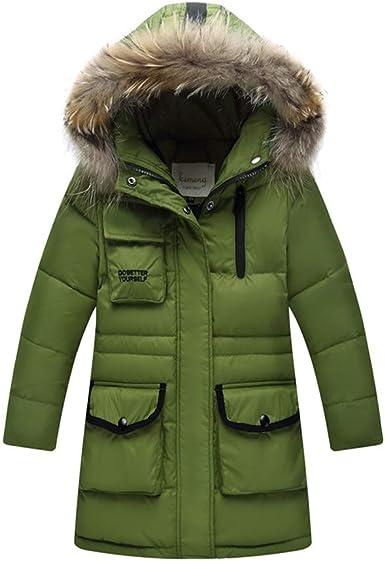 Ding Dong Kid Boy Girl Winter Hoodie Zipper Coat