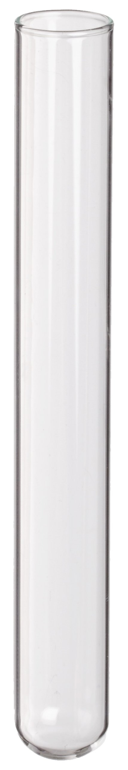Kimble M13 Soda Lime Glass Mark-M Disposable Culture/Test Tube, with Plain Label (Case of 1000)