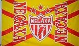 3x5 Necaxa Mexican Soccer Futball Sport Flag 3'x5' Brass Grommets